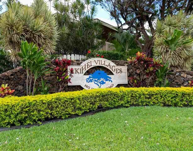 140 Uwapo Rd 13-103, Kihei, HI 96753 (MLS #388073) :: Keller Williams Realty Maui