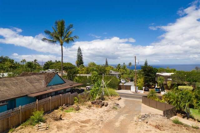 3145 Mapu St B, Kihei, HI 96753 (MLS #388081) :: Keller Williams Realty Maui