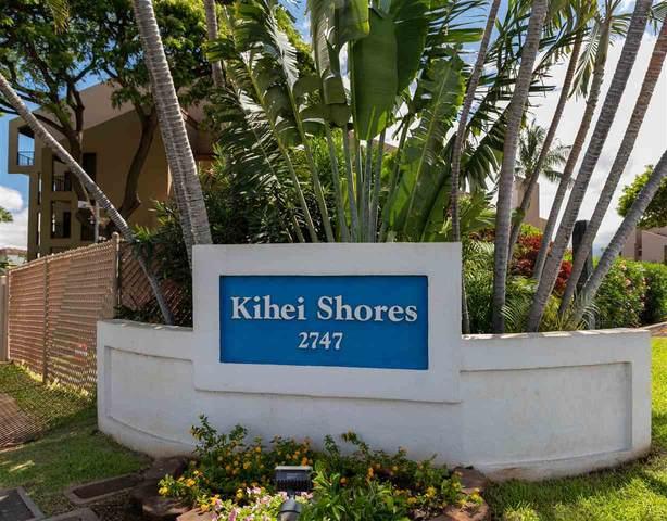 2747 S Kihei Rd C-303, Kihei, HI 96753 (MLS #388082) :: Keller Williams Realty Maui
