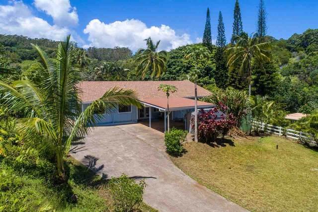 6170 Hana Hwy 5-A, Haiku, HI 96708 (MLS #388091) :: Maui Lifestyle Real Estate
