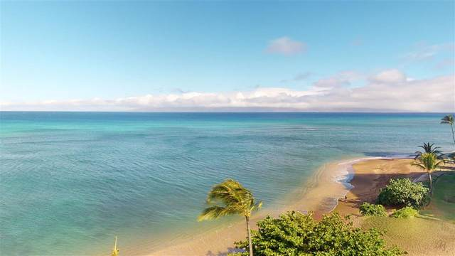 4299 Lower Honoapiilani Rd #264, Lahaina, HI 96761 (MLS #388100) :: Maui Estates Group
