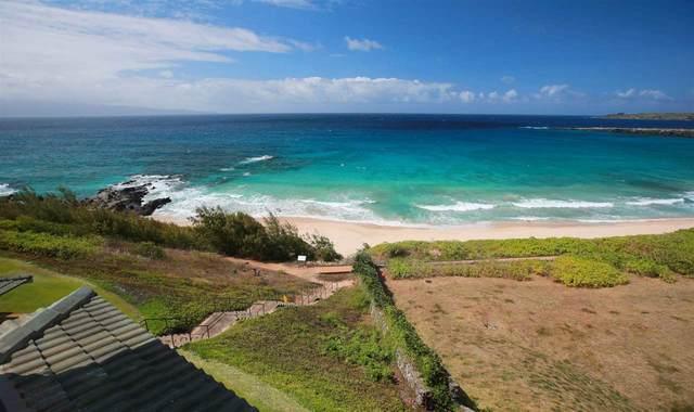 500 Bay Dr 20-B1-2, Lahaina, HI 96761 (MLS #388102) :: Maui Estates Group