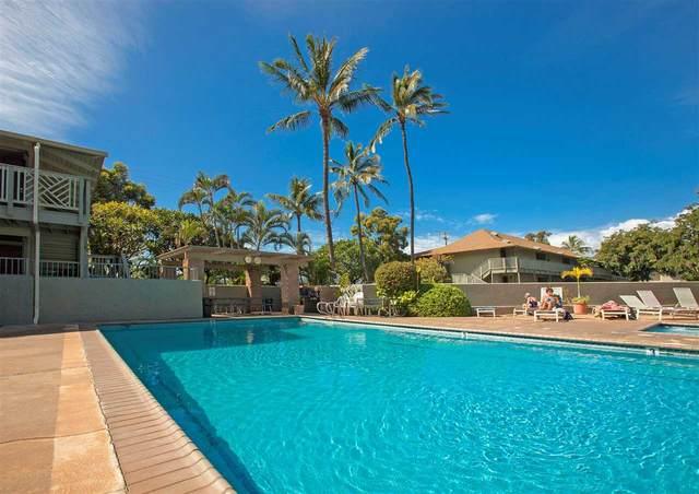 715 S Kihei Rd C123, Kihei, HI 96753 (MLS #388116) :: Maui Estates Group