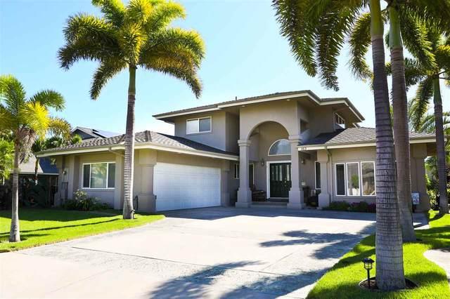 163 Puumakani St, Kahului, HI 96732 (MLS #388131) :: Elite Pacific Properties LLC