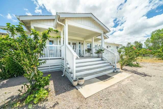 317 Haulani St, Pukalani, HI 96768 (MLS #388134) :: Coldwell Banker Island Properties