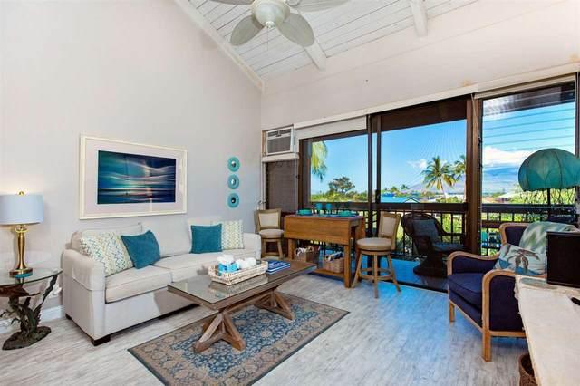 2191 S Kihei Rd #3422, Kihei, HI 96753 (MLS #388140) :: Maui Lifestyle Real Estate