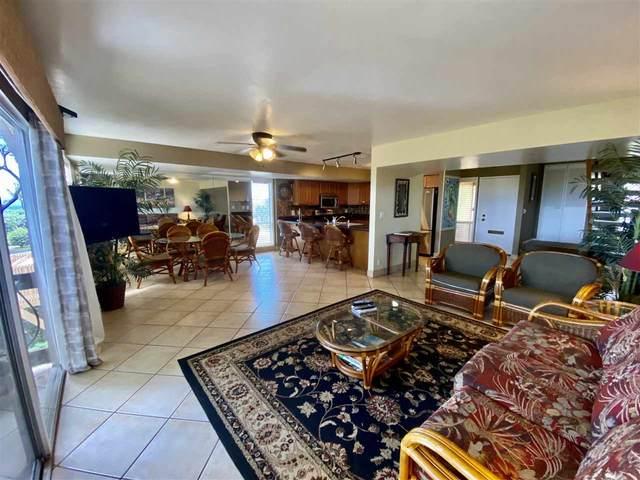 150 Puukolii Rd #15, Lahaina, HI 96761 (MLS #388147) :: Keller Williams Realty Maui