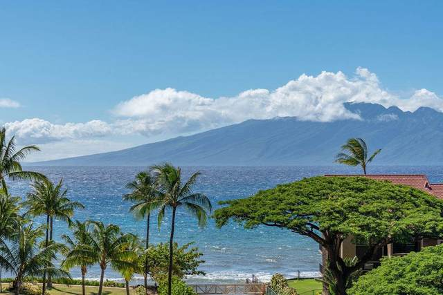 3445 Lower Honoapiilani Rd #622, Lahaina, HI 96761 (MLS #388154) :: Maui Lifestyle Real Estate