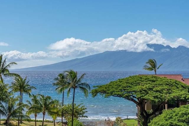 3445 Lower Honoapiilani Rd #622, Lahaina, HI 96761 (MLS #388154) :: Keller Williams Realty Maui