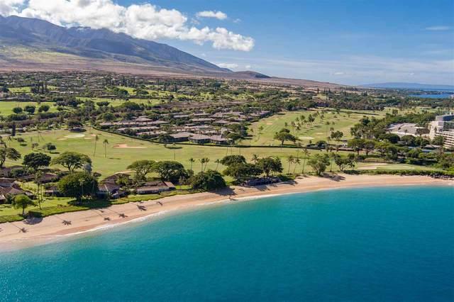 2661 Kekaa Dr H-105, Lahaina, HI 96761 (MLS #388155) :: Corcoran Pacific Properties