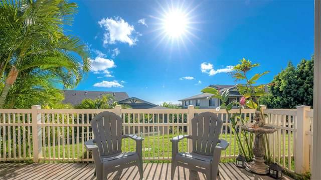 12 Kiohuohu Ln 22-1, Lahaina, HI 96761 (MLS #388164) :: Coldwell Banker Island Properties