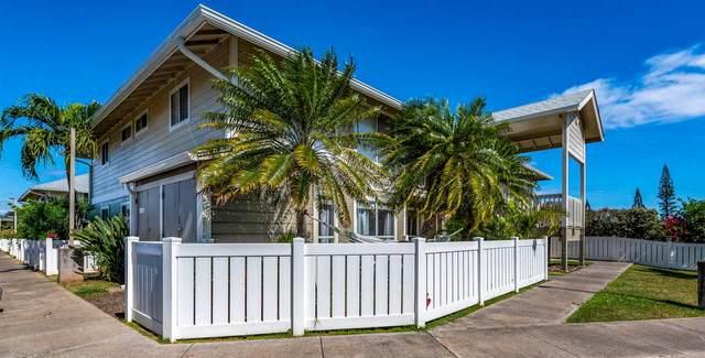 4955 Hanawai St 6-104, Lahaina, HI 96761 (MLS #388196) :: Keller Williams Realty Maui