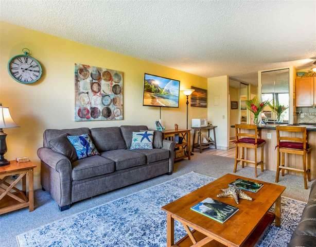 2191 S Kihei Rd 3-110, Kihei, HI 96753 (MLS #388201) :: Maui Lifestyle Real Estate