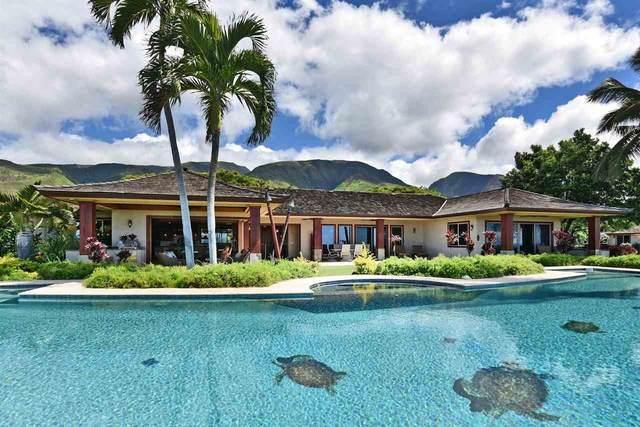 85 Lauawa Pl #20, Lahaina, HI 96761 (MLS #388218) :: Maui Lifestyle Real Estate