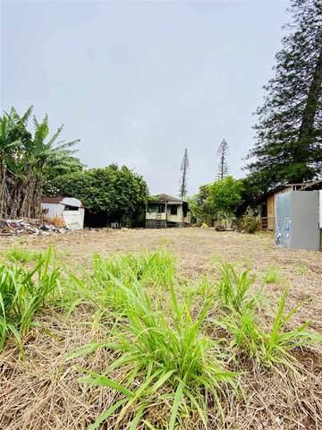 223 Gay St, Lanai City, HI 96763 (MLS #388222) :: LUVA Real Estate