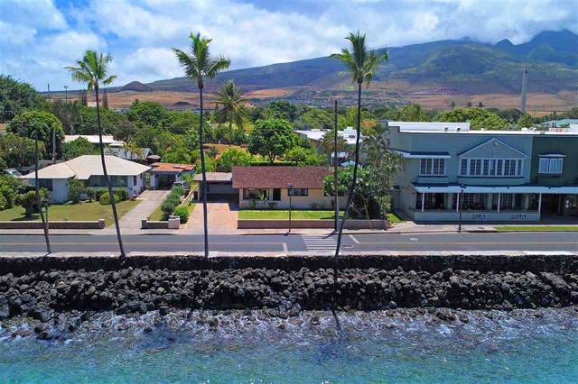 960 Front St, Lahaina, HI 96761 (MLS #388228) :: Maui Lifestyle Real Estate