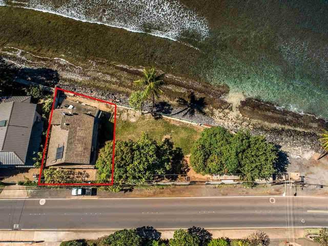 1441 Front St, Lahaina, HI 96761 (MLS #388229) :: LUVA Real Estate