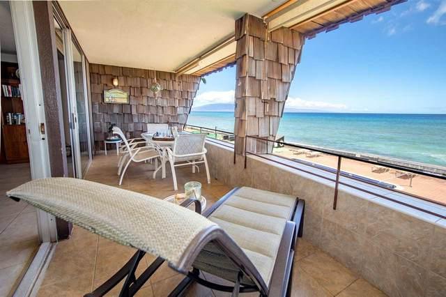 3741 Lower Honoapiilani Rd #209, Lahaina, HI 96761 (MLS #388234) :: Hawai'i Life
