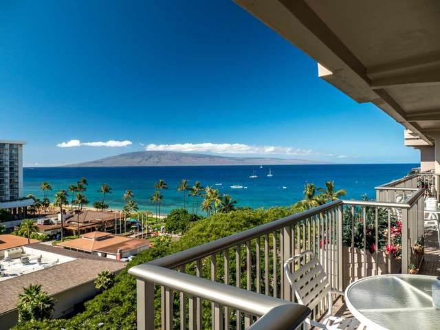 2481 Kaanapali Pkwy #973, Lahaina, HI 96761 (MLS #388241) :: Maui Estates Group