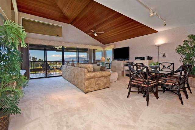 50 Puu Anoano St #1502, Lahaina, HI 96761 (MLS #388248) :: LUVA Real Estate