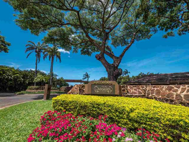 50 Puu Anoano St #2604, Lahaina, HI 96761 (MLS #388249) :: LUVA Real Estate