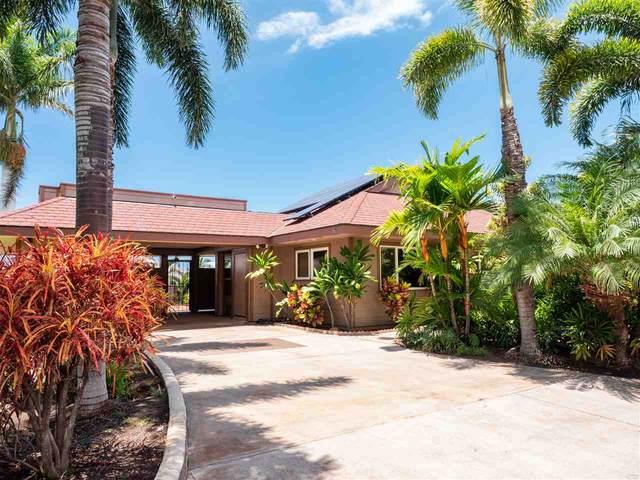 497 Mililani Pl, Kihei, HI 96753 (MLS #388252) :: Corcoran Pacific Properties