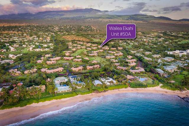 3300 Wailea Alanui Dr 50A, Kihei, HI 96753 (MLS #388306) :: Team Lally