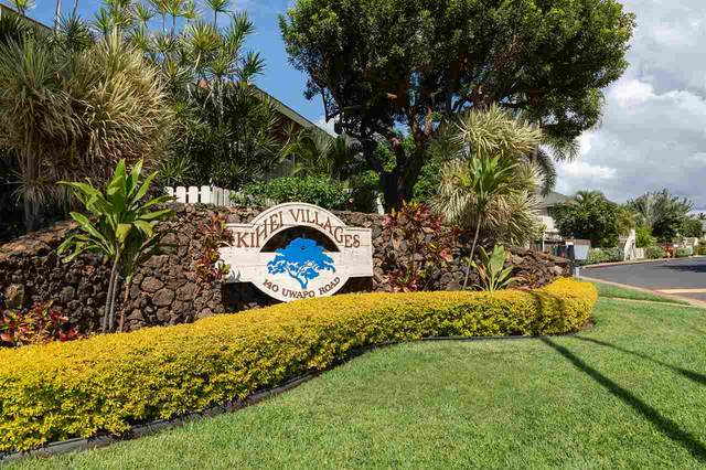 140 Uwapo Rd 31-205, Kihei, HI 96753 (MLS #388319) :: Maui Lifestyle Real Estate