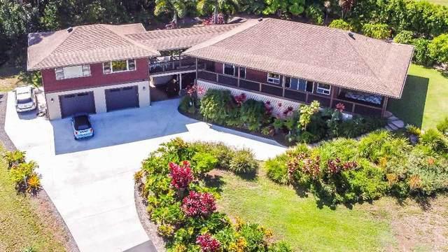 156 Mauu Pl, Haiku, HI 96708 (MLS #388342) :: Corcoran Pacific Properties