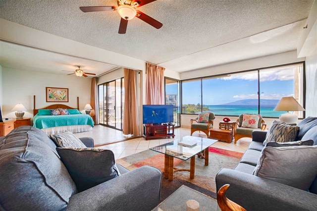 4299 Lower Honoapiilani Rd #375, Lahaina, HI 96761 (MLS #388351) :: LUVA Real Estate