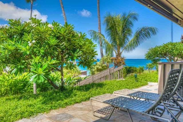 4909 Lower Honoapiilani Rd B2b, Lahaina, HI 96761 (MLS #388352) :: Hawai'i Life