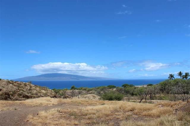 80 Wai Kulu Pl #36, Lahaina, HI 96761 (MLS #388354) :: Keller Williams Realty Maui