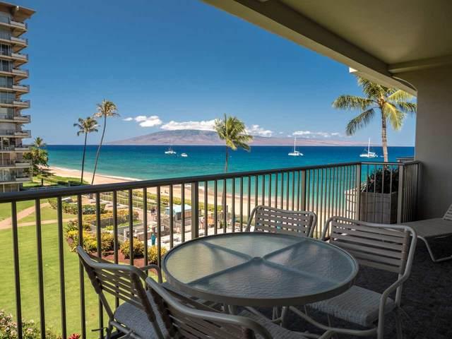 2481 Kaanapali Pkwy #405, Lahaina, HI 96761 (MLS #388379) :: Keller Williams Realty Maui