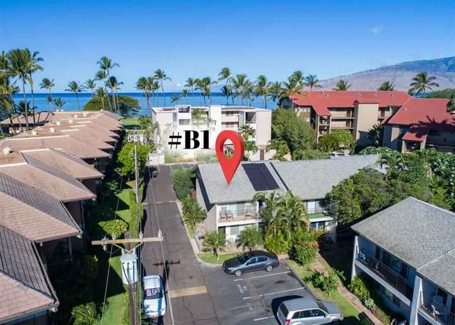 992 S Kihei Rd B101, Kihei, HI 96753 (MLS #388397) :: LUVA Real Estate