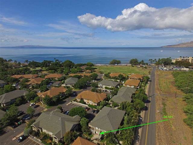140 Uwapo Rd 50-101, Kihei, HI 96753 (MLS #388398) :: Maui Lifestyle Real Estate