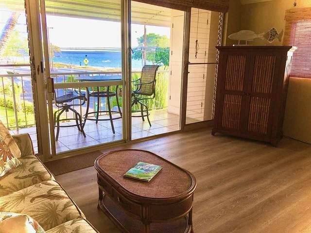 2495 S Kihei Rd #206, Kihei, HI 96753 (MLS #388408) :: Maui Lifestyle Real Estate
