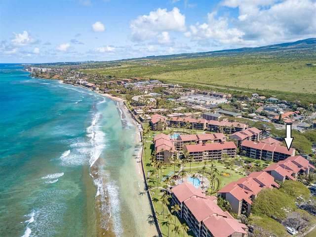 3543 Lower Honoapiilani Rd H201, Lahaina, HI 96761 (MLS #388414) :: Maui Lifestyle Real Estate