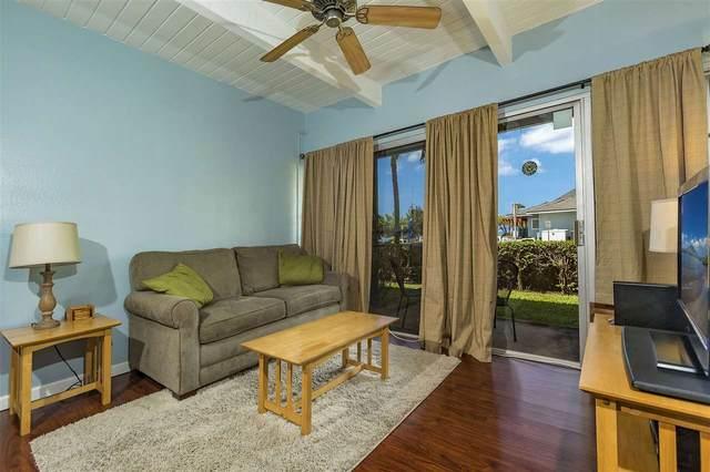 715 S Kihei Rd A109, Kihei, HI 96753 (MLS #388417) :: Keller Williams Realty Maui