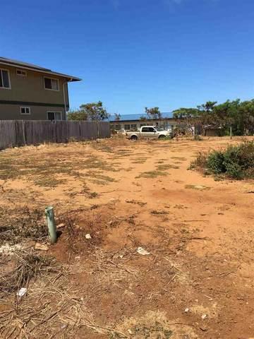 76 Mission St, Wailuku, HI 96793 (MLS #388420) :: Corcoran Pacific Properties
