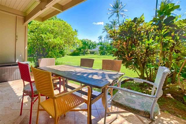 4440 Lower Honoapiilani Rd #118, Lahaina, HI 96761 (MLS #388431) :: Hawai'i Life