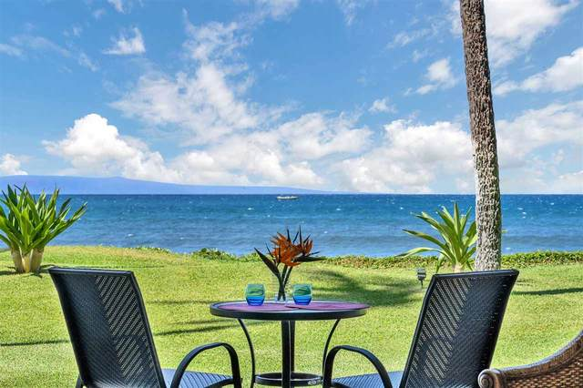 145 N Kihei Rd #115, Kihei, HI 96753 (MLS #388439) :: Maui Estates Group