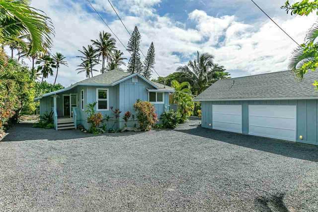 630 Waiehu Beach Rd, Wailuku, HI 96793 (MLS #388449) :: Maui Estates Group