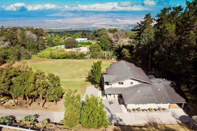 18505 Haleakala Hwy, Kula, HI 96790 (MLS #388476) :: Maui Lifestyle Real Estate