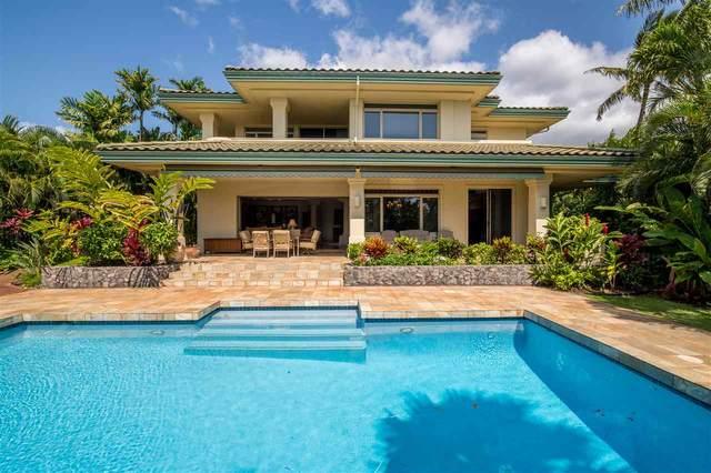 249 Amakihi Way, Lahaina, HI 96761 (MLS #388488) :: Coldwell Banker Island Properties