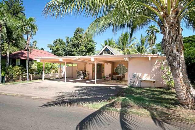225 Prison St, Lahaina, HI 96761 (MLS #388491) :: Maui Lifestyle Real Estate