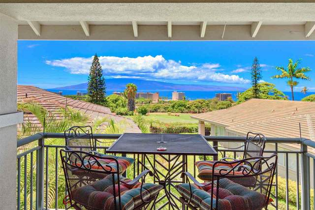 109 Kualapa Pl #9, Lahaina, HI 96761 (MLS #388492) :: Team Lally