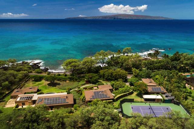 7155 Makena Rd, Kihei, HI 96753 (MLS #388508) :: Team Lally