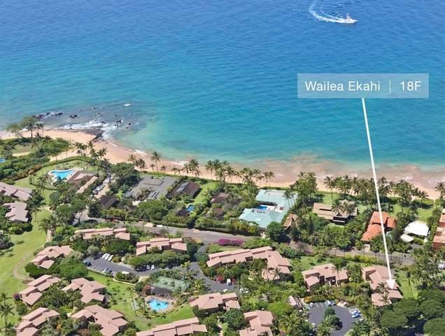 3300 Wailea Alanui Dr 18F, Kihei, HI 96753 (MLS #388517) :: Keller Williams Realty Maui