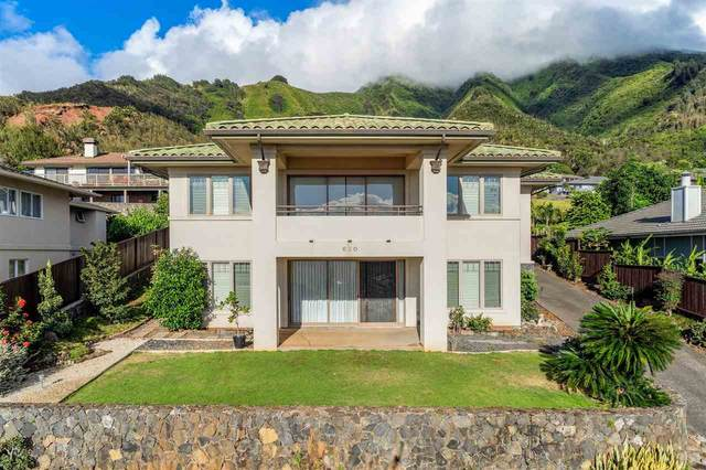 620 Mapuana Pl, Wailuku, HI 96793 (MLS #388520) :: Corcoran Pacific Properties