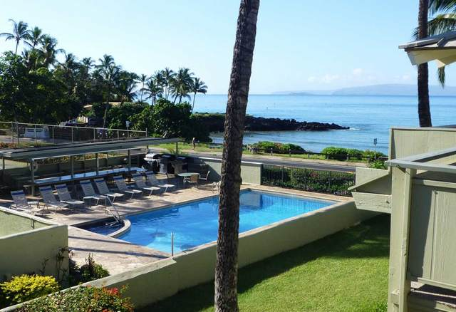 2075 S Kihei Rd #206, Kihei, HI 96753 (MLS #388535) :: Maui Estates Group